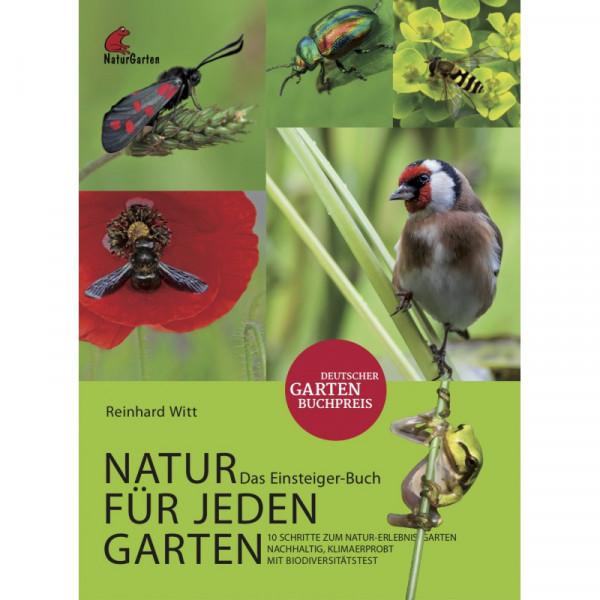 Natur für jeden Garten - Das Einsteiger-Buch