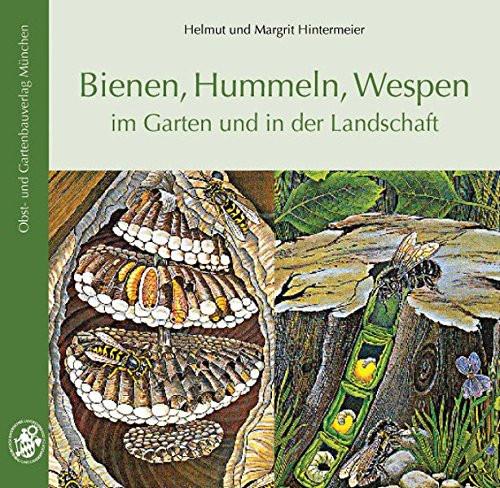 Bienen, Hummeln, Wespen im Garten und in der Landschaft