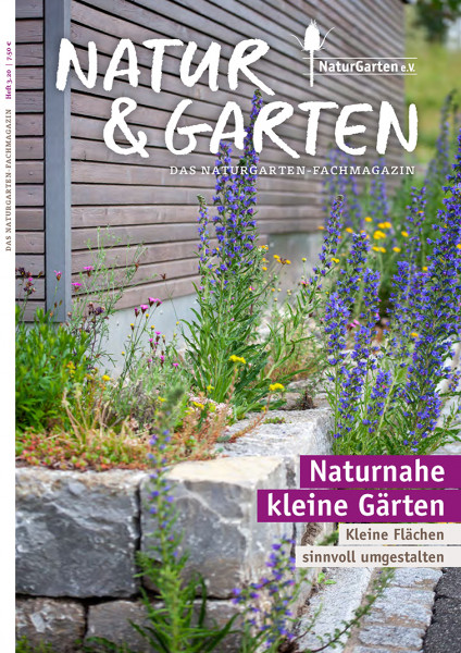 Natur & Garten 3.20 Naturnahe kleine Gärten