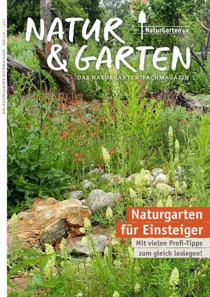 Natur & Garten 4.20 Naturgarten für Einsteiger
