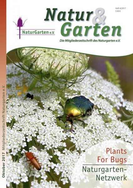 Natur&Garten 4/2017 – Plants for bugs