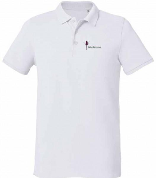 T-Shirt mit Naturgartenlogo
