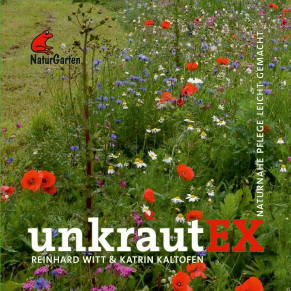 unkrautEX - Naturnahe Pflege leicht gemacht
