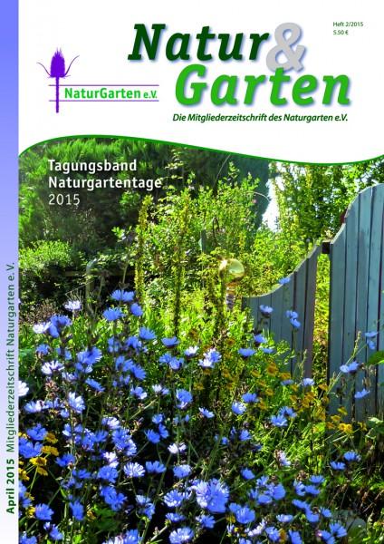 Natur&Garten 2/2015 – Tagungsband Naturgartentage 2015