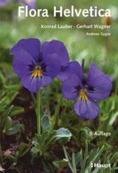 Flora Helvetica und Bestimmungsschlüssel (2012)