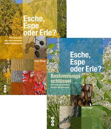 Esche, Espe oder Erle? Hauptband und Bestimmungsschlüssel
