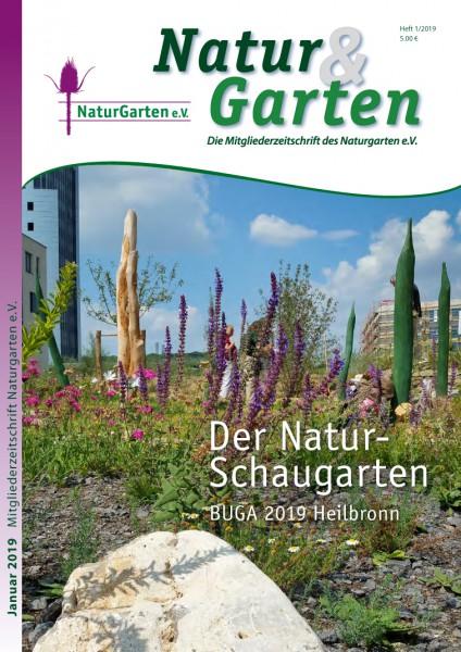 Natur&Garten 1/2019 – Der Natur-Schaugarten (BUGA Heilbronn)
