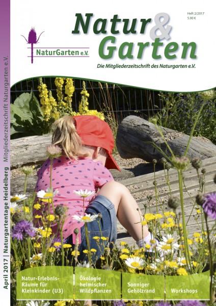Natur&Garten 2/2017 – Tagungsband Naturgartentage 2017