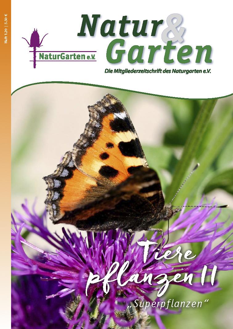 Natur&Garten 1/2018 - Themenheft: Tiere pflanzen I ...