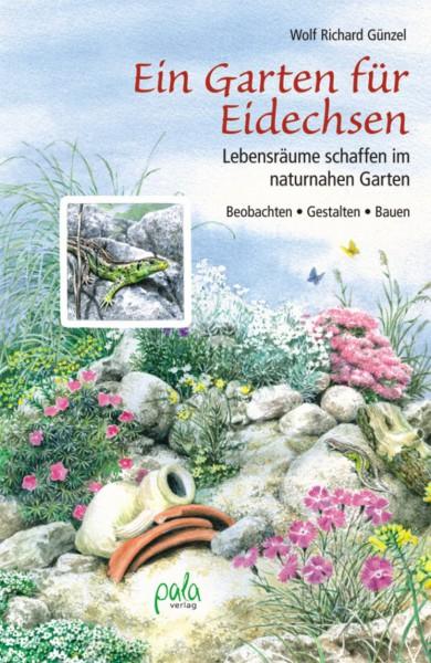 Ein Garten für Eidechsen - Lebensräume schaffen im naturnahen Garten