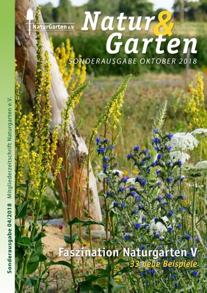 Natur&Garten 4/2018 – Faszination Naturgarten V
