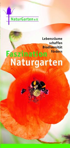 Flyer NaturGarten e.V.