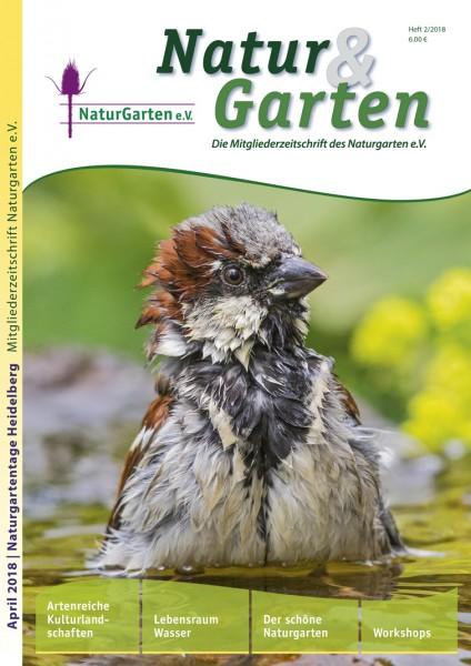 Natur&Garten 2/2018 – Tagungsband Naturgartentage 2018