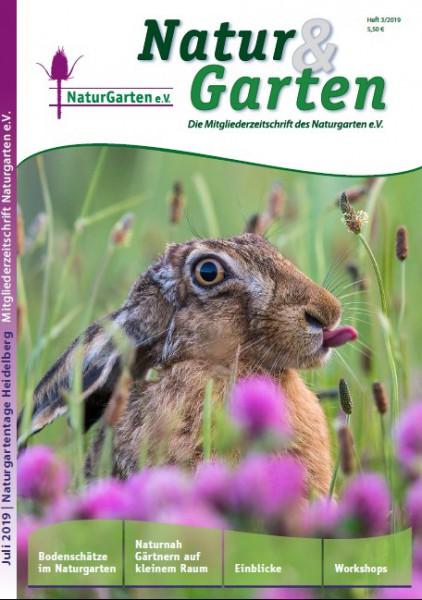 Natur&Garten 3/2019 – Tagungsband Naturgartentage 2019