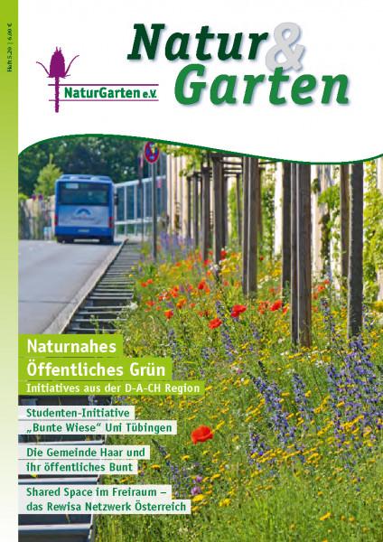 Natur&Garten 5.20 - Themenheft: Naturnahes Öffentliches Grün